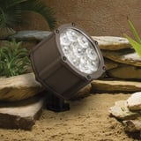 Kichler Lighting Accent 12.4W 9-Light LED Landscape Light KK15753