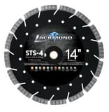 Lackmond 14 in. Multi-Application Wet/Dry Diamond Blade LSTS4141251