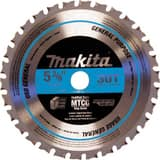 Makita USA 30 TPI Carbide‑Tipped Saw Blade MA95037
