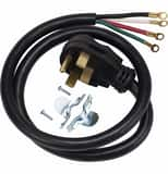 NDA Distributors 4 ft. 4-Wire 40A Range Cord NC64