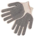 Memphis Glove Large Reversible No Slip Grip Work Gloves (1 Pair) M9660LM