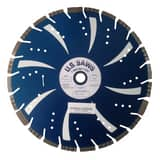 U.S. Saws 14 in. Diamond Circular Saw Blade UPXX14125