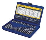 Irwin Industrial Tool Hanson® 5/64 - 1/2 in. Spiral Screw Extractor and Drill Bit Set (35 Piece) I11135ZR at Pollardwater