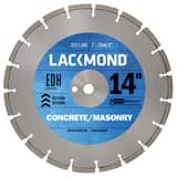 Lackmond 1 in. High Speed Concrete Blade LEDH141251