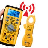 Fieldpiece Instruments Wireless Digital Multimeter in Yellow FLT17AW