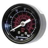 Norgren 2 x 1/8 in. NPT 160 psi Stainless Steel Pressure Gauge N18013204