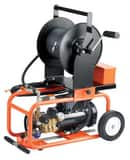 General Pipe Cleaners 13 Amp 1500 psi Water Jet GJM1450