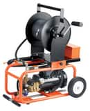 General Pipe Cleaners Jet-Set™ 13 Amp 1500 psi Electric Water Jetter with 150ft x 1/4