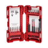 Milwaukee Shockwave™ 18-Piece Driver Bit Set M48324403