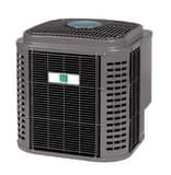 International Comfort Products CCA7 Series 4 Ton 17 SEER 1/4 hp Two-Stage R-410A Split-System Air Conditioner ICCA748GKA