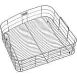 Elkay 7 in. Rinsing Basket in Stainless Steel ELKWRB1819SS