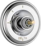 Delta Faucet Cassidy™ 3-Function Diverter Trim in Polished Chrome DT11897LHP