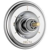 Delta Faucet Cassidy™ 6-Function 3-Port Diverter Trim in Polished Chrome (Less Handle) DT11997LHP