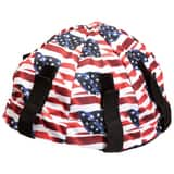 ERB Safety Lester Lid Hard Hat Liner in American Flag E19705