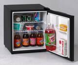 Avanti 17-3/4 in. 1.7 cf Refrigerator in Black AAR1733B