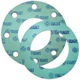FNW® Full Face Gasket in Green FNWNA3FFG116
