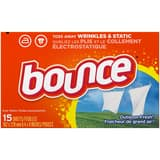 Bounce® Outdoor Scent Fabric Softener Sheets P36000