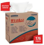 WypAll® X70 12-1/2 x 9-1/10 in. Pop-Up Box Wipes in White K83550