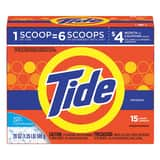 Tide 20 oz. Concentrated Laundry Detergent Powder P27782