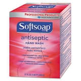 Softsoap® 800ml Antiseptic Unscented Liquid Refill C01926