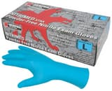 Memphis Glove Nitri-Shield™ XXL Size Nitrile Disposable Powder Free Glove M6030XXL