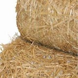 Erosion Control Blanket 112-1/2 in. Double Net Straw Blanket ES32161125