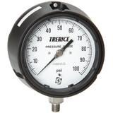 H.O. Trerice 4-1/2 in. 0-200 psi Pressure Gauge T450LFSS4502LA130F