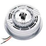 Kidde Dual Mode LED Strobe Light for the Hearing Impaired in White KSL177I