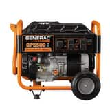 Generac Power Systems 5500W Portable Generator G5939 at Pollardwater