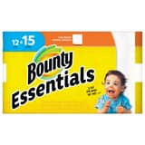 Bounty 52-Sheet 10-2/5 in. Basic Paper Towel in White (Case of 12) PGC28322