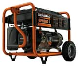 Generac Power Systems 6500W Portable Generator with Electric Start G5941