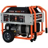 Generac Power Systems 8000W Portable Generator with Electric Start GEN5747