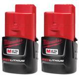 Milwaukee M12™ RedLithium™ 16V Compact Battery M48112411