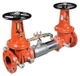 Watts Series LF757DCDA 304 Stainless Steel Flanged 175 psi Backflow Preventer WLF757DCDAOSYCFM