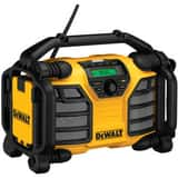 DEWALT 20V Worksite Charger Radio DDCR015 at Pollardwater