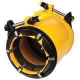 Romac Industries Alpha® 4 in. Wide Range Restraint Coupling RALPHAA490