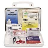 Pac-Kit Weatherproof Plastic First Aid Kit ACE6430