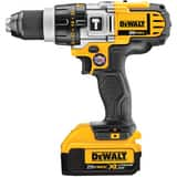 DEWALT 20V Max 20 V Maximum Lithium-Ion Premier Hammer Drill Drive Kit DDCD985M2 at Pollardwater