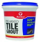 Red Devil 1 qt Grout Tile Premix Paste R0424