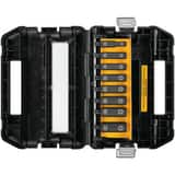 DEWALT Impact Ready® 3/8 in. 10-Piece Driver Socket Set DDW22838 at Pollardwater