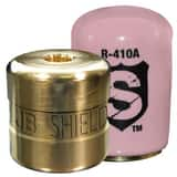 JB Industries The Shield™ 1/4 in. Shield Locking Cap in Pink JSHLDP4