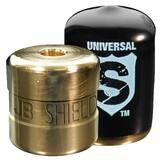 JB Industries The Shield™ 1/4 in. Universal Locking Cap with Bit 12 Pack JSHLDU12
