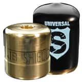 JB Industries The Shield™ 1/4 in. Universal Tamper Resistant Access Valve Locking Cap 4 Pack JSHLDU4