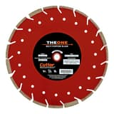 Cutter Diamond Products The One Diamond Concrete and Asphalt Cutting Blade CHS1125