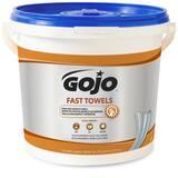 GOJO Fast Towels 130-Bucket Fast Head Hand Towel G629804 at Pollardwater