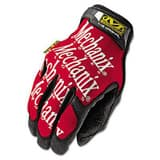 Mechanix Wear The Original® L Size Synthetic Leather and Spandex and Leather Work Gloves MNXMG02010