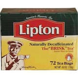 Lipton Decaffeinated Tea Bag LIP290