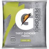 Gatorade™ 2.5 gal Lemon-Lime Thirst Quencher Powder (Case of 32) QOC3969