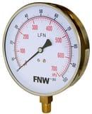 FNW® 100 psi Contractor Pressure Gauge FNWXG0100R