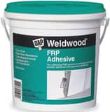DAP 1 gal FRP Adhesive in Off White and Grey D60480